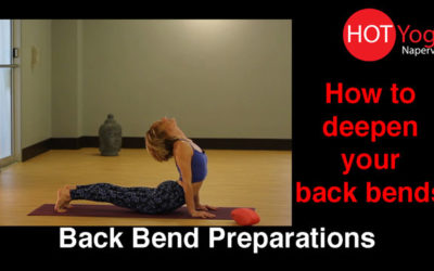Prepare for Back Bends with Katie