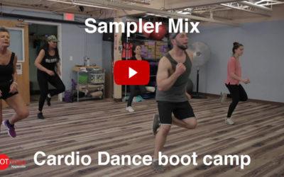 Cardio Dance Sampler