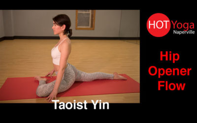 Taoist Yin Hip Opening