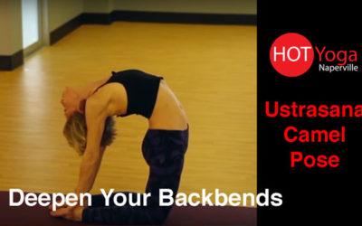 Deepen Your Backbends | Learn Ustrasana Camel Pose