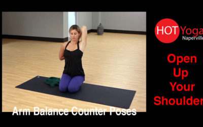 Arm Balance Counter Poses | How To Open Up Your Shoulders