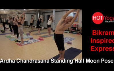 Bikram Express | Standing Half Moon