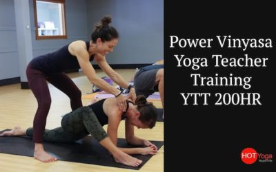 Power Vinyasa Yoga Teacher Training
