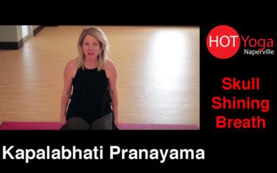 Learn Skull Shining Breath | Kapalabhati Pranayama
