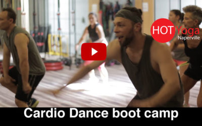 Get Fit | Have Fun with Cardio Dance Class