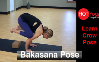 Learn Crow Pose | Bakasana