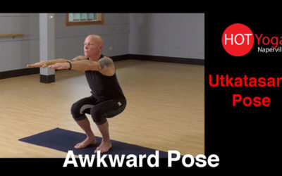 Awkward Pose | Bikram Inspired Series