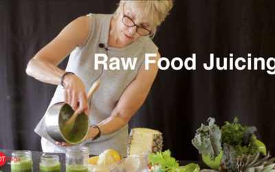 Learn How To Make Green Juice | Benefits of Raw Food Juicing