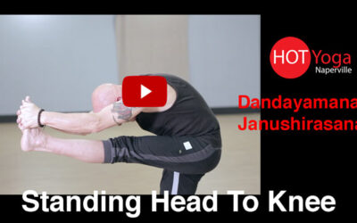 Learn Standing Head To Knee Pose | Bikram Inspired Express Series